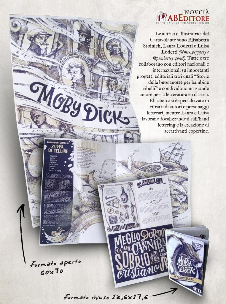 Il Cartavolante Moby Dick