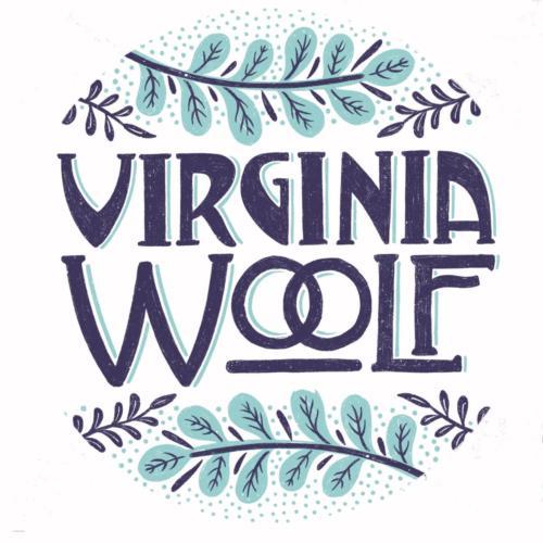 Design Spilla Virginia Woolf
