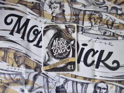 Cartavolante Moby Dick