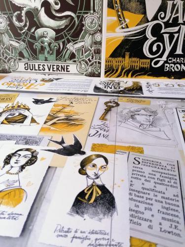 Jane Eyre collage